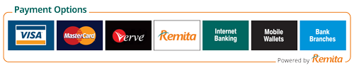 Remita payment options